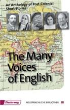 Rudolp F Rau, Rudolph F. Rau - The Many Voices of English: Textband