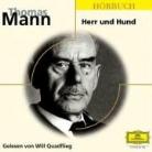 Thomas Mann, Will Quadflieg - Herr und Hund. CD (Hörbuch)