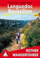 Anke, Danie Anker, Daniel Anker, MAUBE, Jacques Maube, Jacques Maubé... - Rother Wanderführer Languedoc-Roussillon