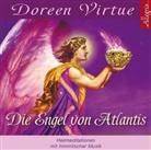 Doreen Virtue, Doreen Virtue, Tanja Wienberg - Die Engel von Atlantis, 1 Audio-CD (Hörbuch)