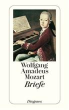Wolfgang A Mozart, Wolfgang A. Mozart, Wolfgang Amadeus Mozart, Hors Wandrey, Horst Wandrey - Briefe