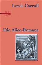 Lewis Carroll, John Tenniel - Die Alice-Romane