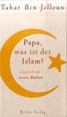Tahar Ben Jelloun, tahar ben Jelloun, Paul Klee - Papa, was ist der Islam?