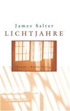 James Salter - Lichtjahre