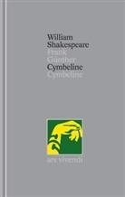 William Shakespeare, Frank Günther - Gesamtausgabe - Bd.27: Cymbeline / Cymbeline [Zweisprachig] (Shakespeare Gesamtausgabe, Band 27)