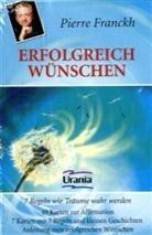 Pierre Franckh, Pierre: Franckh - Erfolgreich Wünschen, 49 Affirmationskarten