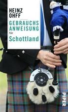 Heinz Ohff - Gebrauchsanweisung für Schottland