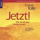 Eckhart Tolle - Jetzt! Die Kraft der Gegenwart (Hörbuch)