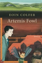 Colfer, Eoin Colfer - Artemis Fowl