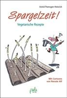 Renate Alf, Astrid Poensgen-Heinrich, Renate Alf, Renate Ill. v. Alf - Spargelzeit!