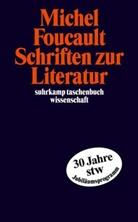 Michel Foucault, Daniel Defert, Françoi Ewald, Francois Ewald, François Ewald, Jacques Lagrange u a... - Schriften zur Literatur