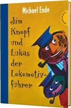 Michael Ende, F. J. Tripp - Jim Knopf und Lukas der Lokomotivführer