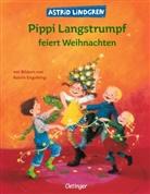 Katrin Engelking, Astrid Lindgren, Katrin Engelking, Angelika Kutsch - Pippi Langstrumpf feiert Weihnachten