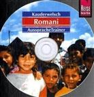 Mozes Heinschink, Daniel Krasa - Romani AusspracheTrainer, 1 Audio-CD (Hörbuch)
