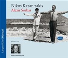 Nikos Kazantzakis, Peter Simonischek - Alexis Sorbas, 6 Audio-CDs (Audio book)