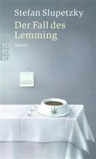 Stefan Slupetzky - Der Fall des Lemming