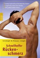 Dr. Marco Gassen, Marc Gassen, Marco Gassen, Marco (Dr. Gassen, Marco Dr Gassen, Hans-Diete Kempf... - Schnellhelfer Rückenschmerzen