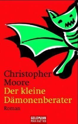 Christopher Moore - Der kleine Dämonenberater - Roman