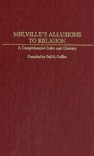 Gail H. Coffler, UNKNOWN, Gail H. Coffler - Melville's Allusions to Religion