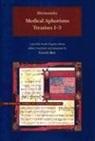 Moses Maimonides, Moses/ Bos Maimonides, Gerrit Bos - Medical Aphorisms