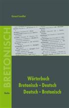 Gerard Cornillet - Wörterbuch Bretonisch- Deutsch / Deutsch- Bretonisch