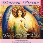 Doreen Virtue, Doreen Virtue, Tanja Wienberg - Die Engel der Liebe, 1 Audio-CD (Hörbuch)