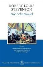 Louis Robert Stevenson, Robert L Stevenson, Robert L. Stevenson, Robert Louis Stevenson - Die Schatzinsel