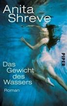 Anita Shreve - Das Gewicht des Wassers
