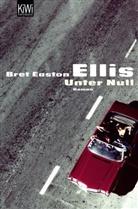 Bret Easton Ellis, Sabine Hedinger - Unter Null