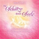 Shantidevi - Schätze deiner Seele, Audio-CD (Hörbuch)