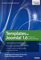 Andreas Lehr, Alexander Schmidt - Templates für Joomla! 1.6