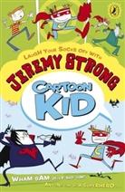 Jeremy Strong - Cartoon Kid