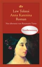 Leo N Tolstoi, Leo N. Tolstoi, Lew Tolstoi - Anna Karenina