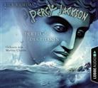 Rick Riordan, Marius Clarén - Percy Jackson, Der Fluch des Titanen, 4 Audio-CDs (Hörbuch)