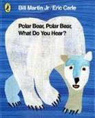 Eric Carle, Bill Martin Jr, Eric Carle - Polar Bear, Polar Bear, what do you Hear?