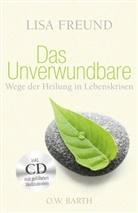 Lisa Freund - Das Unverwundbare, m. Audio-CD