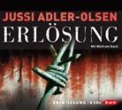 Jussi Adler-Olsen, Wolfram Koch - Erlösung, 6 Audio-CDs (Audio book)