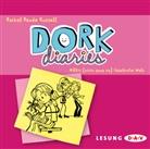Rachel R. Russell, Rachel Renée Russell, Gabrielle Pietermann - DORK Diaries - Nikkis (nicht ganz so) fabelhafte Welt, 2 Audio-CDs (Hörbuch)