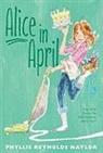 Phyllis Reynolds Naylor - Alice in April