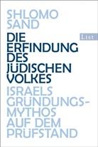 SAND, Shlomo Sand - Die Erfindung des jüdischen Volkes
