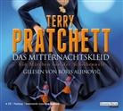 Terry Pratchett, Boris Aljinovic - Das Mitternachtskleid, 4 Audio-CDs (Hörbuch)