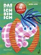 Mira Lobe, Susi Weigel, Susi Weigel - Das kleine Ich bin ich, viersprachige Ausgabe