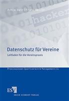 Achim Behn, Frank Weller, Frank (Dr. Weller - Datenschutz für Vereine