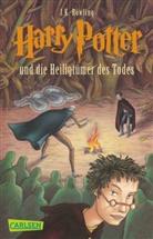 J. K. Rowling, Joanne K Rowling - Harry Potter und die Heiligtümer des Todes