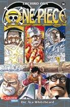 Eiichiro Oda - One Piece - Bd.58: One Piece - Die Ära Whitebeard