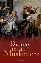 Alexandre Dumas, Alexandre d Ä Dumas, Alexandre d.Ä. Dumas - Die drei Musketiere