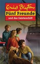 Enid Blyton, Bernhard Förth - Fünf Freunde - Bd.63: Fünf Freunde und das Geisterschiff
