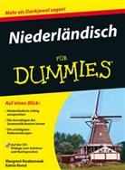 Katrin Konst, Margreet Kwakernaak - Niederländisch für Dummies, m. CD-ROM