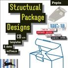 Jakob Hronek, Pepin Van Roojen - Structural Package Designs, w. CD-ROM. Verpackungsformgebung