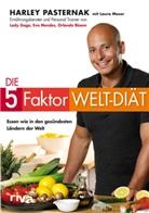 Moser, Laura Moser, Pasterna, Harley Pasternak - Die 5-Faktor-Welt-Diät